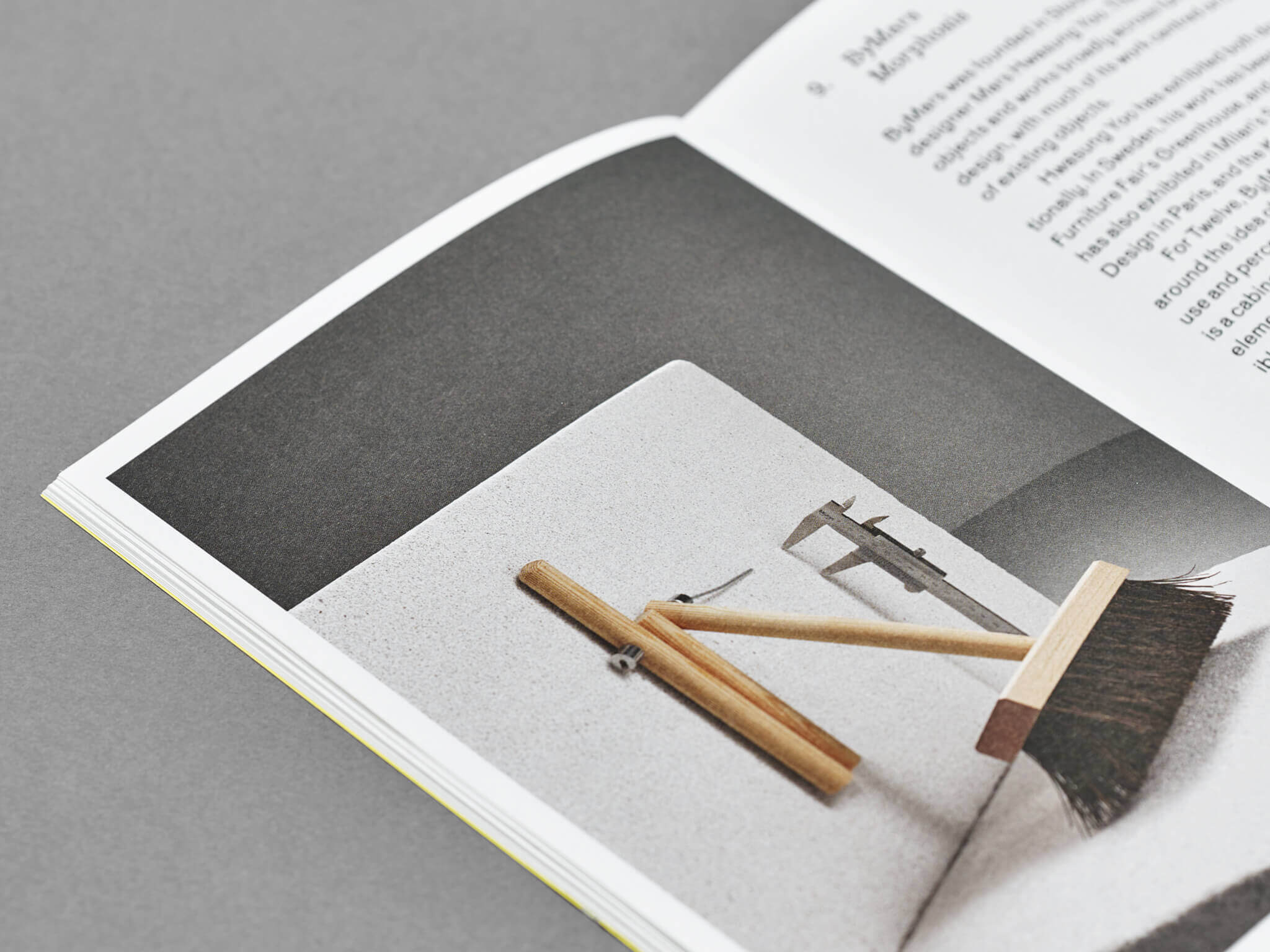 Tack Studio Creative Agency Methods Catalogue writing 02