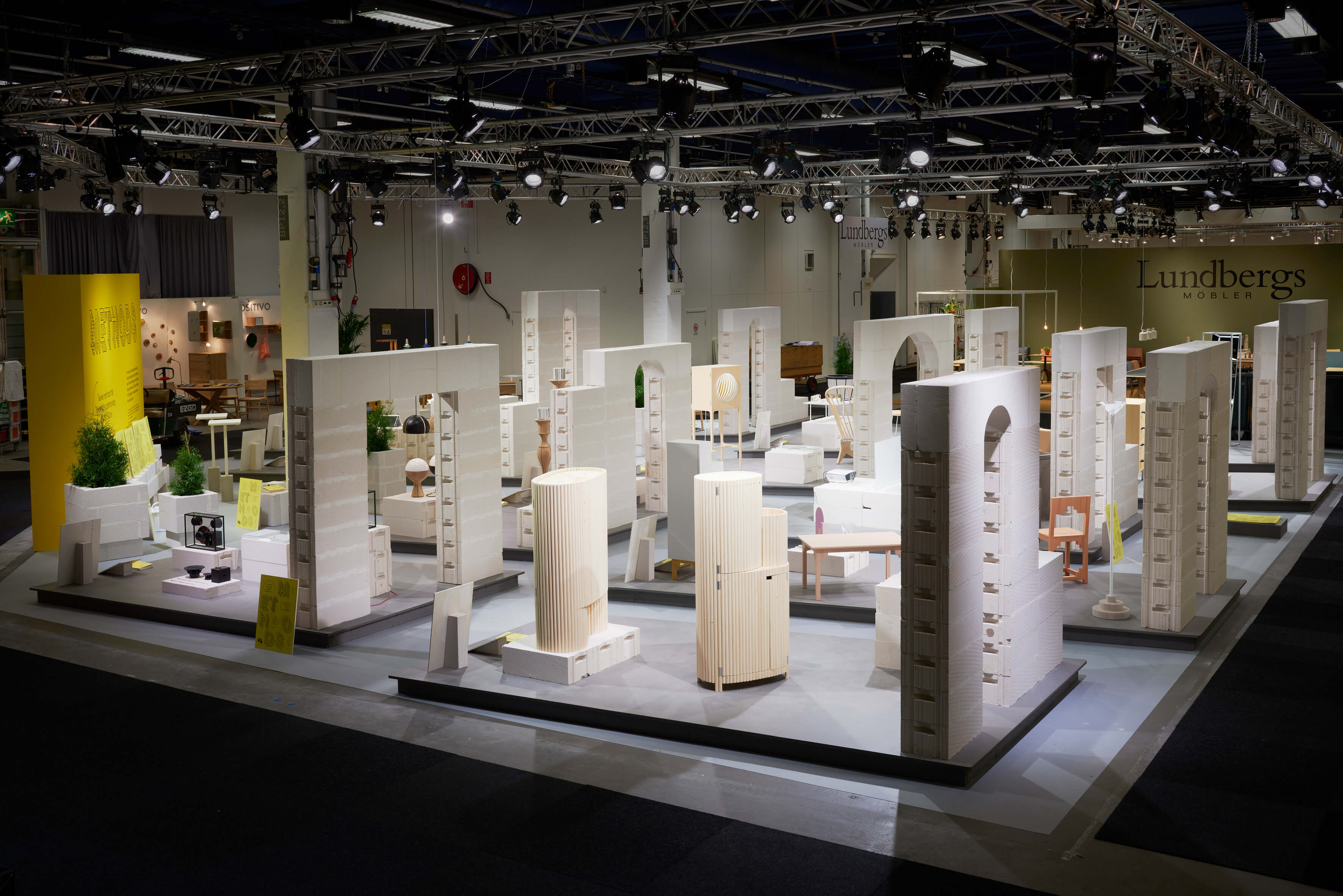 Methods Exhibition by Twelve 2015 at Stockholm Furniture and Light Fair