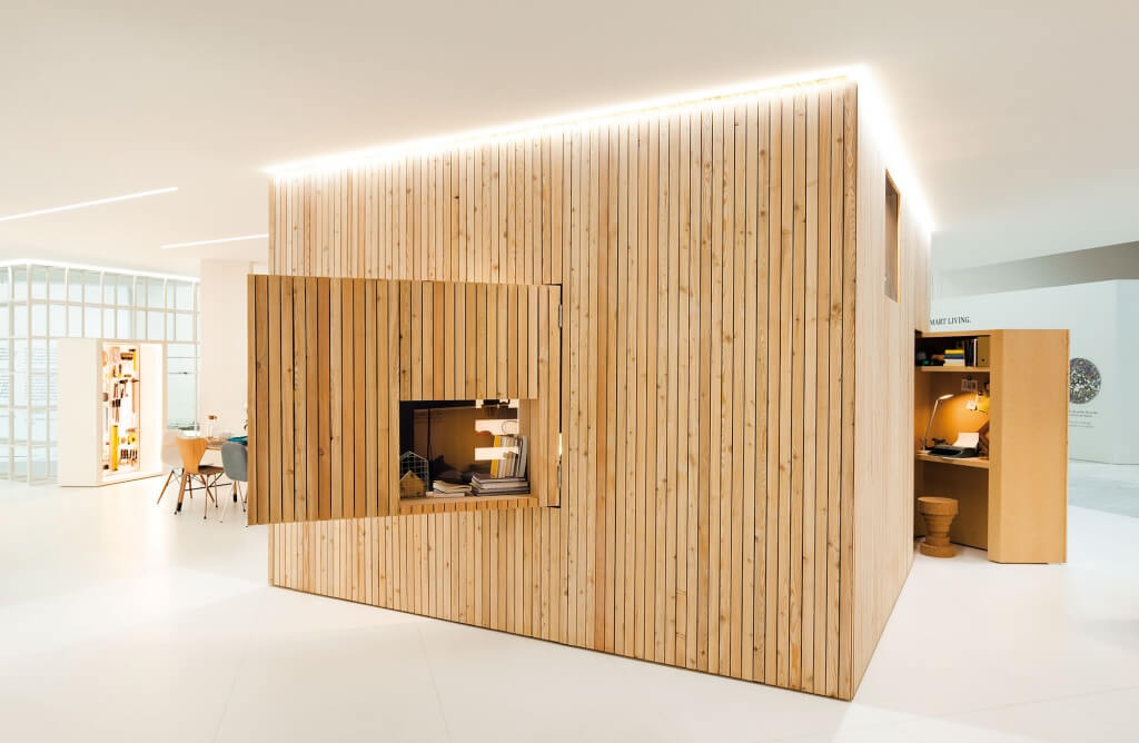 Disegno Magazine worked with Mini to write a story on the design installation Mini Living: Do Disturb,